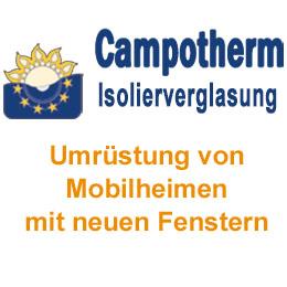 Werbebanner Campotherm